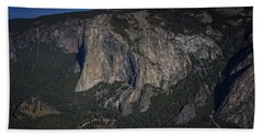 El Capitan  Hand Towel by Rick Berk