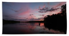 Evening Paddle Hand Towel