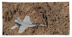 F18 And The Jedi Transition Hand Towel