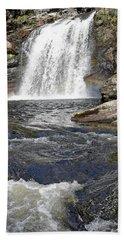 Falls Of Falloch Bath Towel