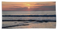 Fanore Sunset 2 Bath Towel