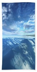 Hand Towel featuring the photograph Far And Away by Phil Koch