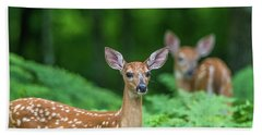 Fawns Hand Towel
