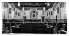 Federal Courtroom - Lexington Kentucky Hand Towel