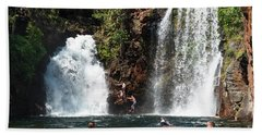 Florence Falls Hand Towel