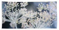 Bath Towel featuring the photograph Flowering Dill by Elena Elisseeva