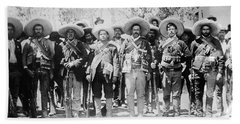 Francisco Pancho Villa Bath Towel