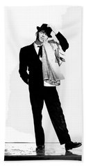Frank Sinatra Pal Joey Set 1 1957-2015 Bath Towel