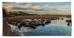 Franklin Parker Preserve Landscape Hand Towel