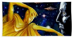 Galactic  Business Hand Towel