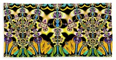 Garden Variety Hand Towel by Jim Pavelle