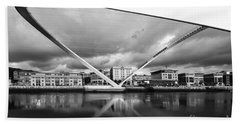 Gateshead Millennium Bridge Hand Towel