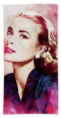 Grace Kelly, Vintage Actress Hand Towel