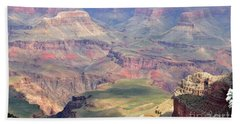 Grand Canyon 2 Hand Towel by Debby Pueschel