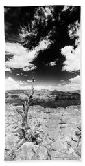 Grand Canyon Landscape Bath Towel