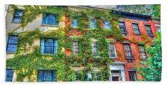 Greenwich Village Ivy 2 Hand Towel