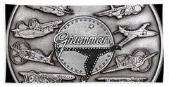 Grumman Coin Bath Towel