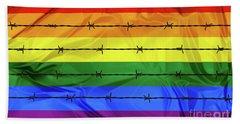 Homosexuality And Homophobia Hand Towel