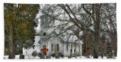 House Of Worship Hand Towel