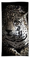 Jaguar Bath Towel