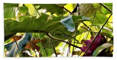 Bath Towel featuring the photograph Jungle Jive by Mindy Newman