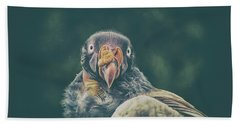 King Vulture Hand Towel