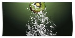 Kiwi Splash Hand Towel