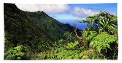 Koolau Summit Trail Hand Towel