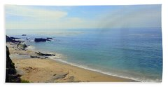 Laguna Beach California Bath Towel