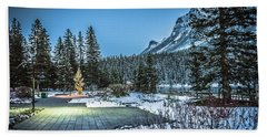 Lake Louise Bath Towel