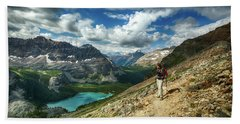Lake O'hara Adventure Hand Towel