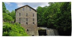 D9e-28 Lantermans Mill Photo Hand Towel