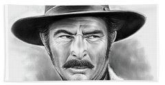 Lee Van Cleef Hand Towel
