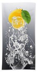 Lemon Splast Hand Towel