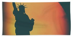 Liberty Sunset Hand Towel