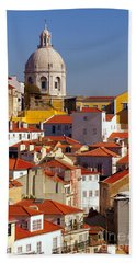 Lisbon View Hand Towel