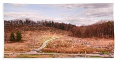 Little Round Top Bath Towel