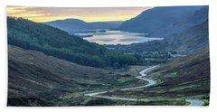 Loch Maree - Scotland Hand Towel
