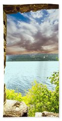 Loch Ness Hand Towel
