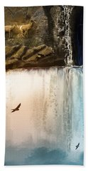 Lost River Hand Towel by J Griff Griffin