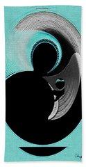 Bath Towel featuring the digital art Love Is   by Paula Ayers