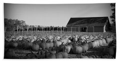Make Way For Pumpkins Hand Towel
