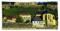 Marienberg Fortress Bath Towel