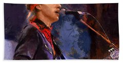 Mark Knopfler Collection - 1 Bath Towel