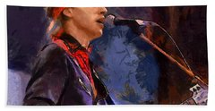 Mark Knopfler Hand Towel