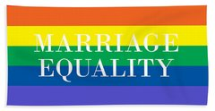 Marriage Equality Hand Towel