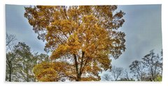 Maryland Covered Bridge In Autumn Hand Towel