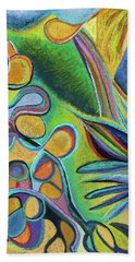 Meandering Curiosity Hand Towel