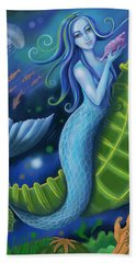 Mermaid Hand Towel