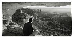 Mesa Arch Hand Towel